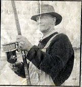 Seamartin vintage fishing reel maker Cliff Martin