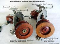 1-Seamartin modle 3 & 4 Mint condition