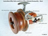 2-Seamartin Silky oak model specifications