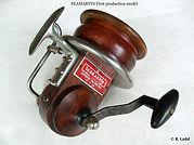 SEAMARTIN vintage fishing reel First model