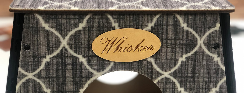 Custom Name Plates for your Happystack Home
