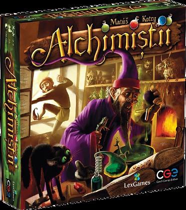 Alchimiștii