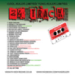 24 Track this Mix cd By J-Nile the Yung Ruler Out and Bad