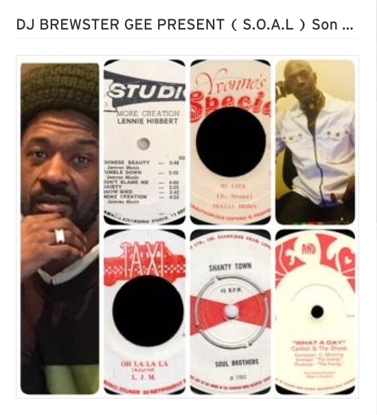 This is the Mix CD Ft J-Nile the Yung Ruler mixed by DJ Brewster Gee