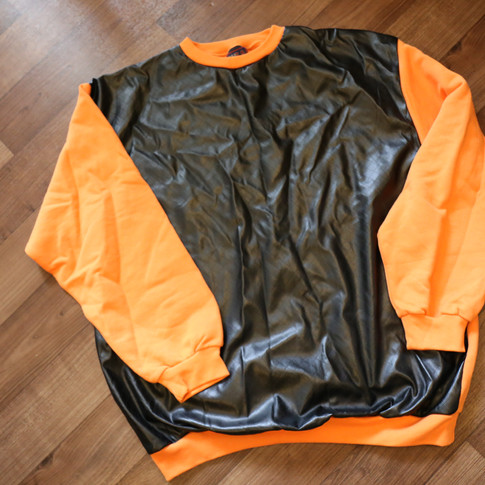 LEATHER JUMPERS £40