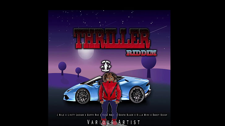 Thriller riddim mix