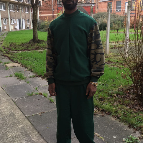 TAILORSWIFT ARMY TRACKSUIT £40