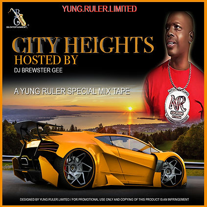 City Heights Hosted by DJ Brewster Gee
