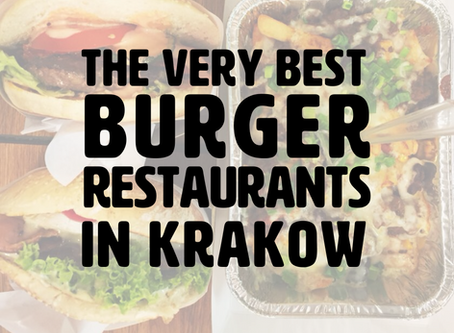 Best Burgers In Krakow [Tried and Tested] Top 5