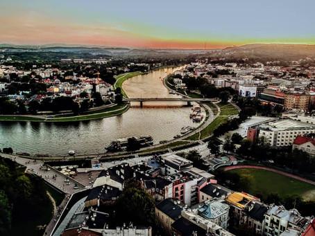 Getting around Krakow