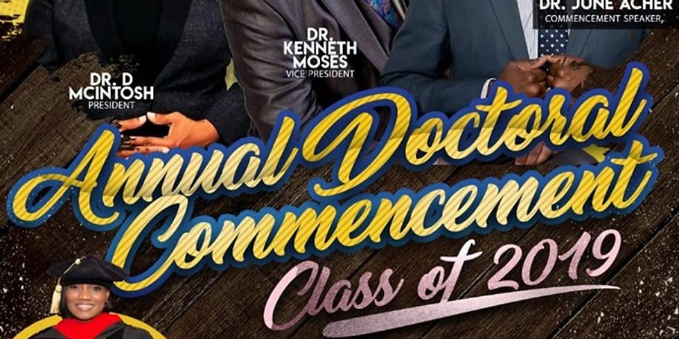 Heart Bible Institute University Doctoral Graduation September 7th 2019 (1)