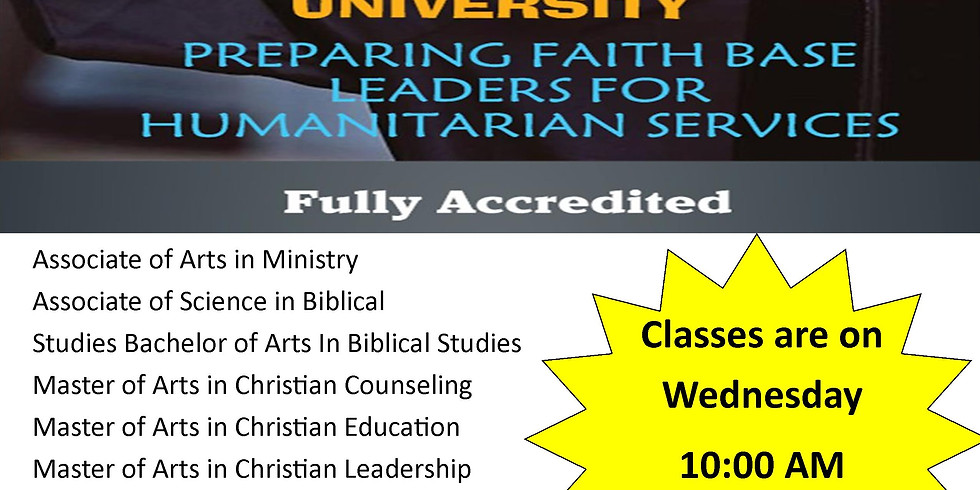 Heart Bible Institute online Classes
