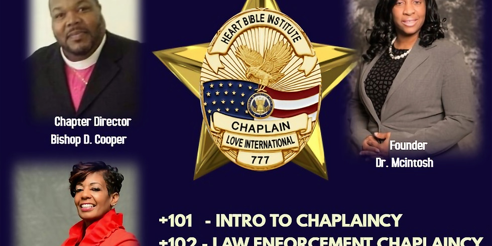 Bronx New York Chaplain Chapter May 28th, 2018 Class