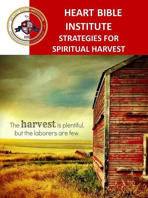 Spiritual Harvest