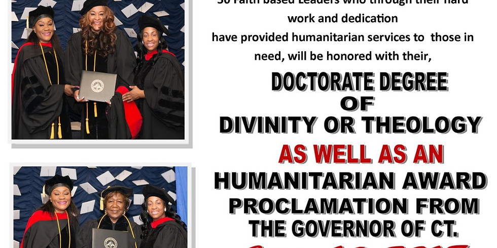 Doctoral Commencement Ceremony June 16, 2018