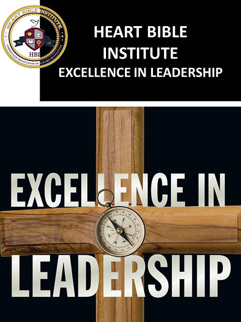 Excellence in Leadership