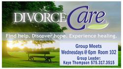 Update Fall 2020_Divorce Care