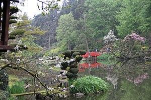 Japanese Gardens visit