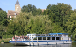 Boat trip on the Charente