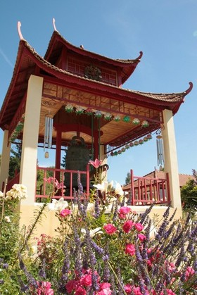 Rancon-Budhist temple visit