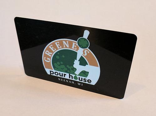 Greene's Gift Card