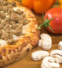 Italian Sausage Pizza Topping
