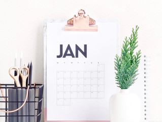 Intentions Over Resolutions: How To Set New Years Intentions That Are GOOD For Your Mental Health