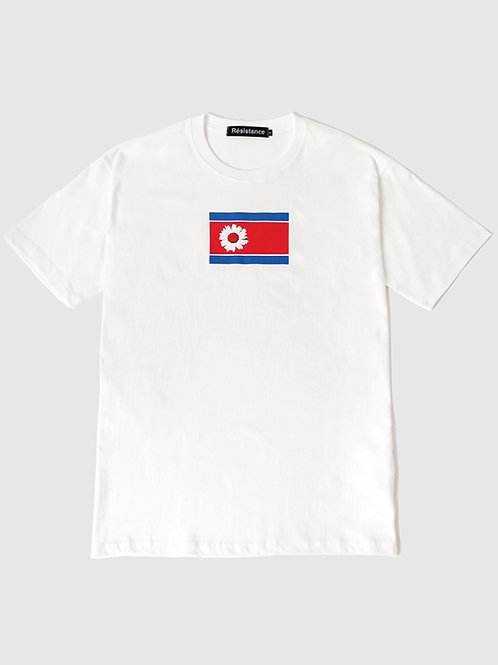 Rsst Flag t-shirts white