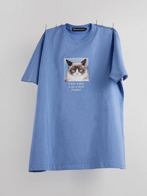 Rsst A cat short sleeve