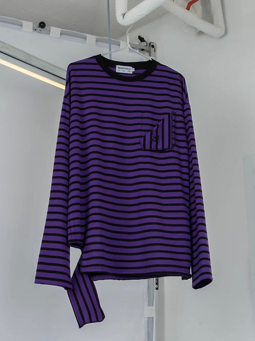 RSST Dead pocket long sleeve - purple
