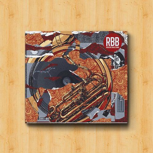 RBB: Rhymes, Beats & Brass CD