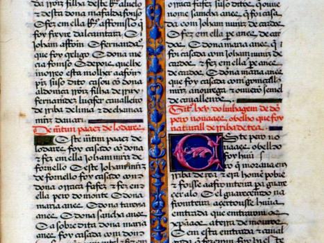 XENEALOXÍA DA LIÑAXE TRASANCOS, S. XI - XIII
