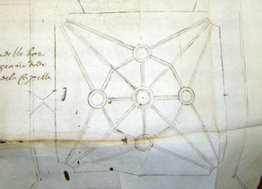 1579. Contrato de la capilla mayor de Santa María de San Clodio (Ortigueira)