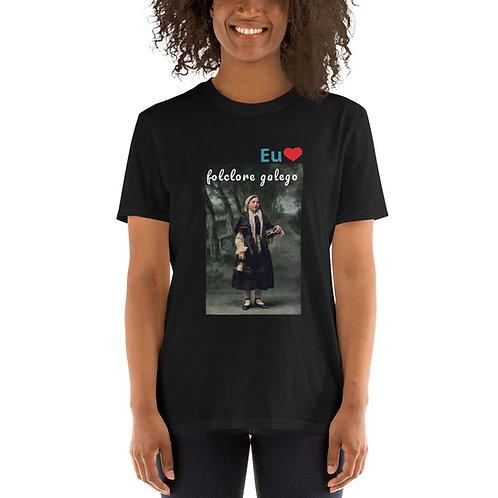 "Camiseta unisex ""Moza Viguesa"""