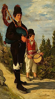 El contrato del gaiteiro Juan Gamardo del año 1601