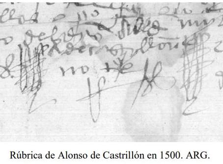 LA GENEALOGÍA DE DON MANUEL FREIRE DE CASTRILLÓN