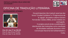 Pedaços de Havana: oficina de tradução literária