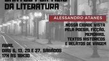 Rota Literária retorna com narrativas visuais sobre o porto e a cidade de Santos