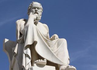 Hình tượng giáo sư qua Socrates