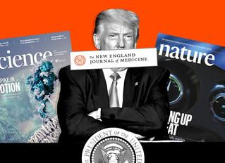 Trump và khoa học