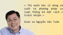 Phỏng vấn thầy Nguyễn Văn Tuấn