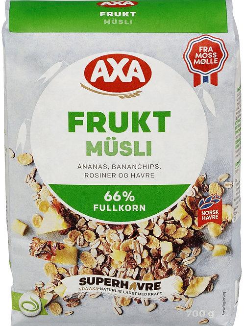AXA Fruktmüsli (700 g)