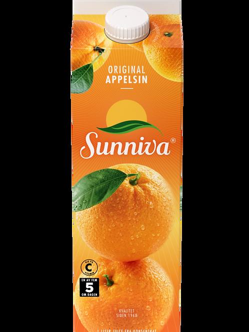 Sunniva® Original Appelsinjuice (1 l)