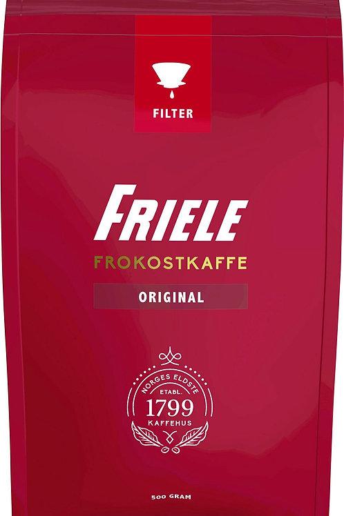Friele Frokostkaffe Filtermalt (500 g)