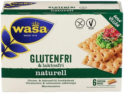 Wasa Knekkebrød Gluten- og laktosefri Naturell (240 g)