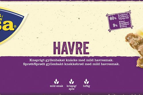 Wasa Havre knekkebrød (600 g)