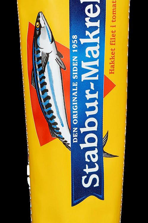 Stabburet Makrell på tube (185 g)