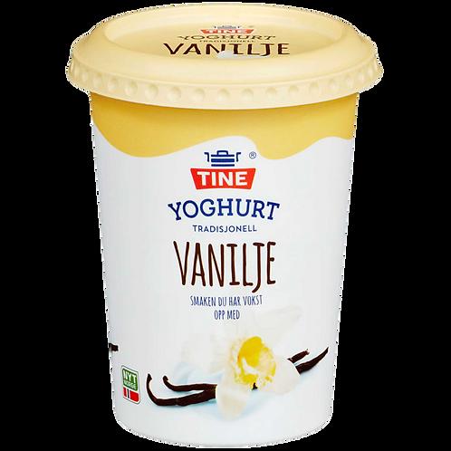 TINE Yoghurt Vanilje (500 g)