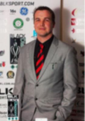 2016 Corey Shackleton - Life member BDAF
