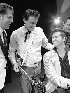 One Night in Memphis The #1 Tribute to Presley, Perkins, Lewis & Cash